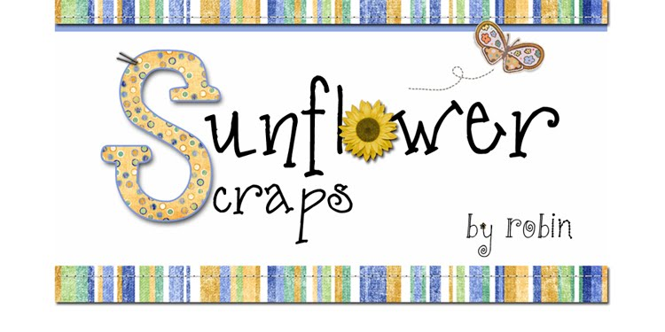 Sunflower Scraps