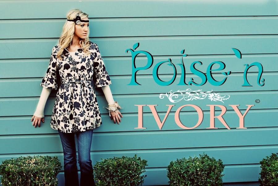 Poise'n Ivory