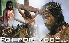JESUS FEZ POR VOCÊ E AGORA VOCÊ FAZ PELO SEU IRMÃO EM CRISTO E POR AQUELE QUE AINDA ESTA PERDIDO.