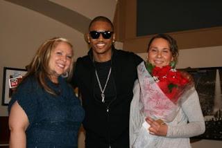 Trey songz boston td garden backstage meet greet interview on bp3 tour photos and video courtesy of jamn 945 m4hsunfo