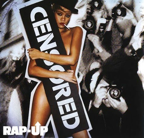 Rihanna 'Rated R' CD Booklet