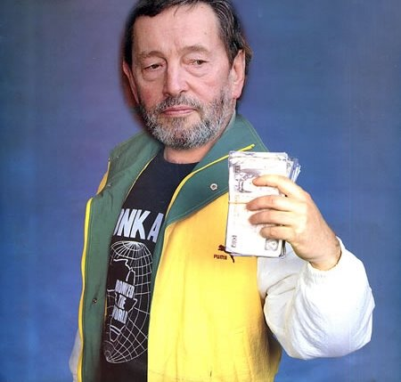 David Blunkett MP Loadsamoney