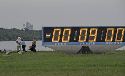 Shuttle Launch Countdown