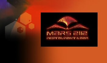 Mars 2112 Restaurant