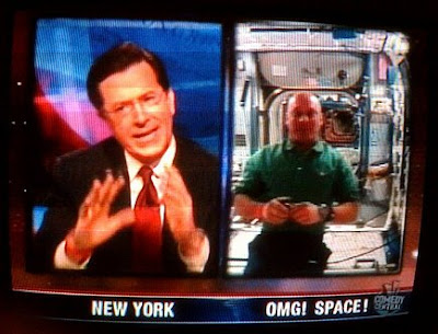 Stephen Colbert - NASA