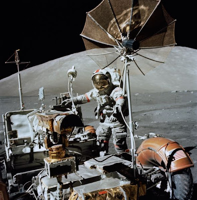 Apollo 17 Lunar Rover