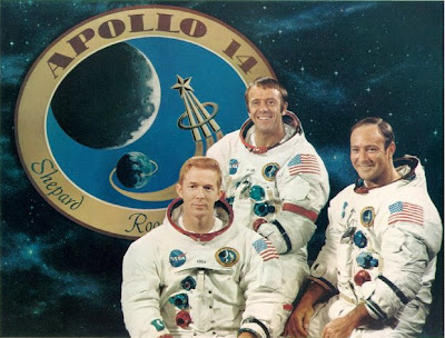 Apollo 14 crew
