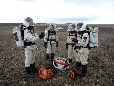Flashline Mars Arctic Research Station (FMARS)