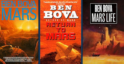 Mars Series by Ben Bova