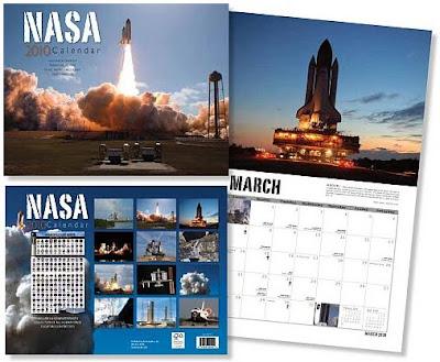 NASA 2010 Calendar