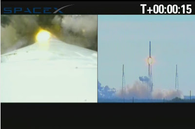 15 Seconds After Liftoff