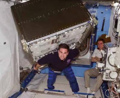 Astronaut Greg Chamitoff