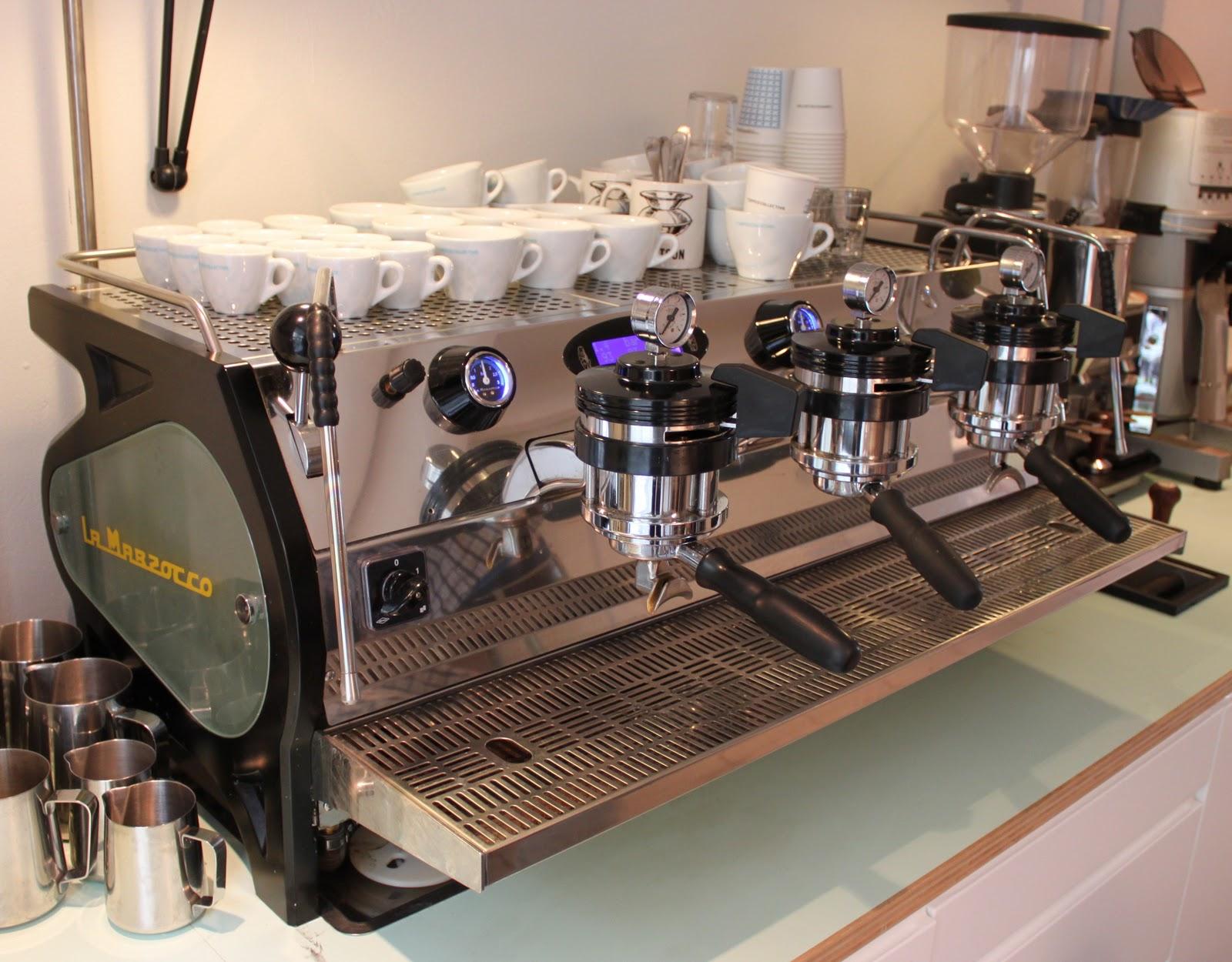 The Coffee Collective Blog La Marzocco Strada