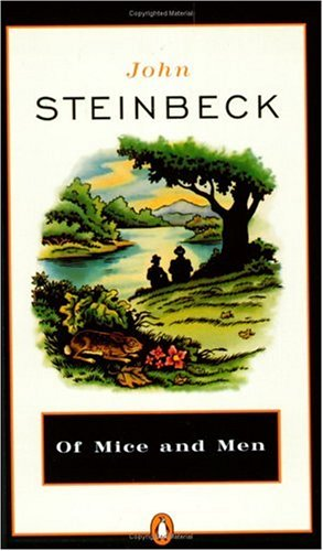 a review of the book of mice and men by john steinbeck Book source: digital library of john steinbeck dccontributorother: null of mice and men and cannery row jan 26, 2017 01/17 by steinbeck, john.