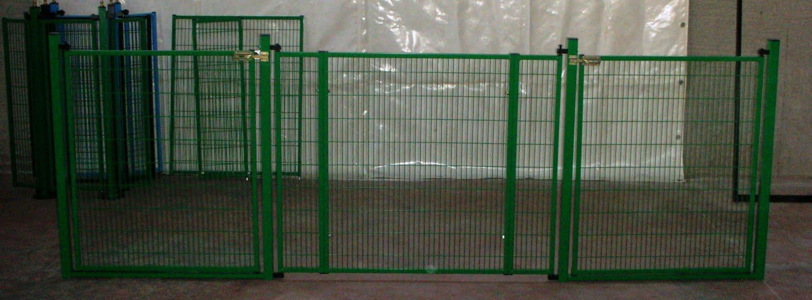 Recinzioni modulari recinzioni modulari for Altezza recinzione per cani