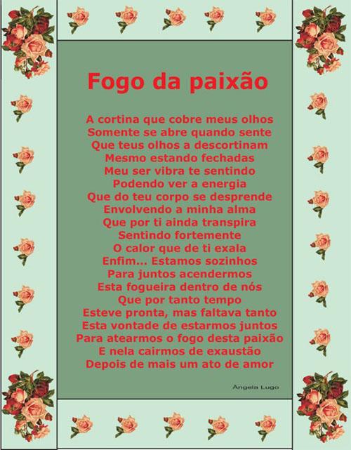 FOGO DA PAIXÃO