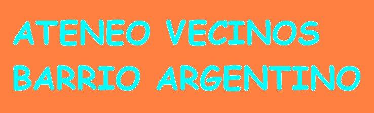 ATENEO VECINOS