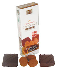Review/Giveaway for Celebrate Chocolate Truffles