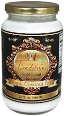 Tropical Traditions Virgin Coconut Oil-  Review &amp; Freebie!!!!