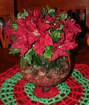Elegant christmas table centerpieces ellisparrish llc homepage pam tillis