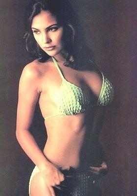 lara dutta in hot bikini