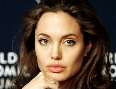 angelina jolie lips. 10 Most kissable lips of Sexy