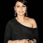 Rani Mukherjee Sexy Photos | Rani Hot In Black