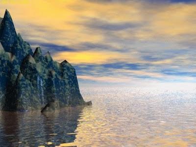 Creigo en poesías amagatas en a mar d'a fantasía
