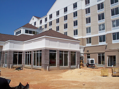 The Willrich Wedding Planner 39 S Blog Greenville Hilton Garden Inn A New Site For Your Wedding Or