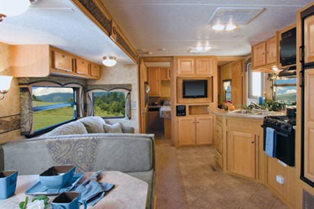 and mobile homes interior