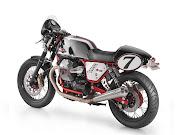Moto Guzzi V7 Clubman Racer. Moto Guzzi V7 Clubman Racer
