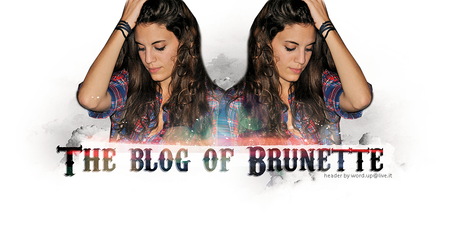 The blog of Brunette