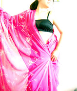 I think saree is the best costume for all occasion
