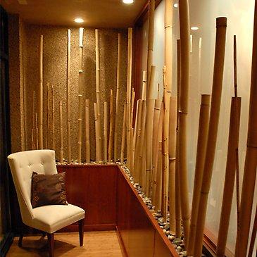 palos de bambu. cool los pisos de bamb son duraderos y son una