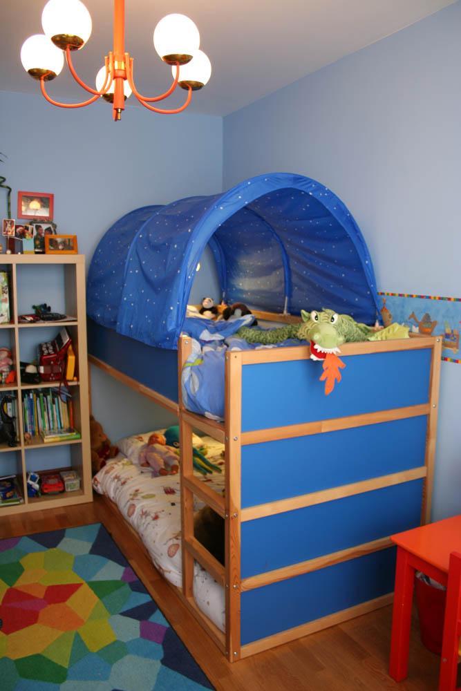 Cama litera kura de ikea ikea kura bulk bed - Ikea habitaciones infantiles literas ...
