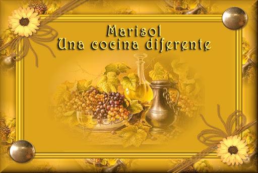 Marisol-Una cocina diferente