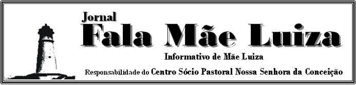 Jornal Fala Mãe Luiza