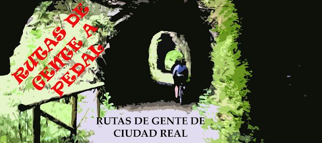 RUTAS DE GENTE A PEDAL