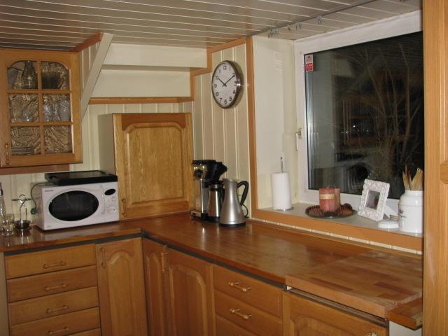 Marthe eidahl: kjøkken rives og min lille provisoriske ...