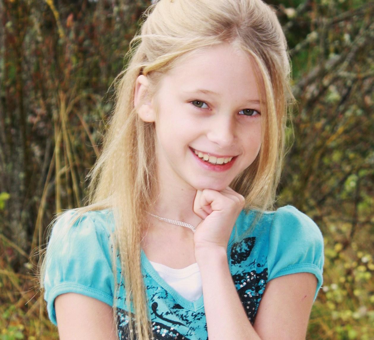 girl 13 year old