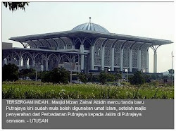 masjid besi putrajaya