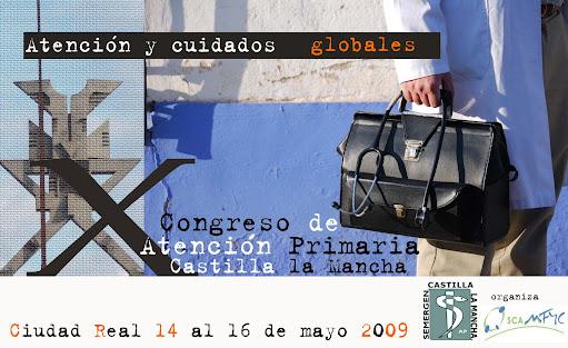 X Congreso de Atención Primaria de Castilla la Mancha