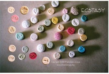 Ecstasy MDMA(3,4- Methylenedioxyme thamphe tamine)