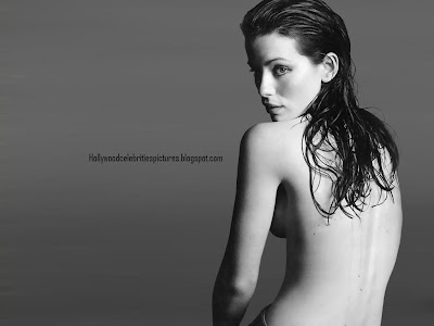 Kate Beckinsale naked wallpaper