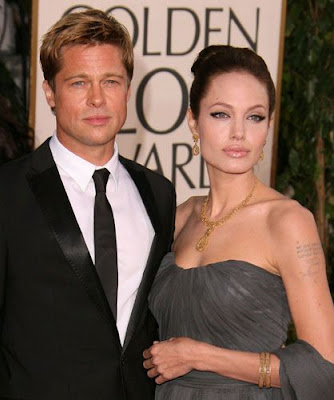 angelina jolie and brad pitt. Brad Pitt And Angelina Jolie