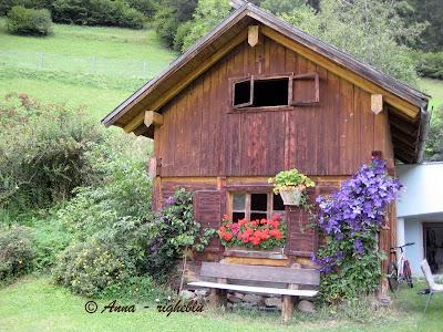 Idee weekend e vacanze anterselva di mezzo una vacanza for Gerani tirolesi
