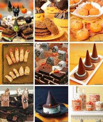 Diy and recipes halloween treats anders ruff custom for Creative ideas for halloween treats