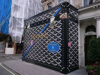 Goyard at The Glamorous Man