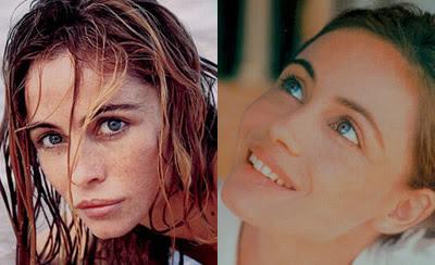 Emmanuelle Beart adesso e prima