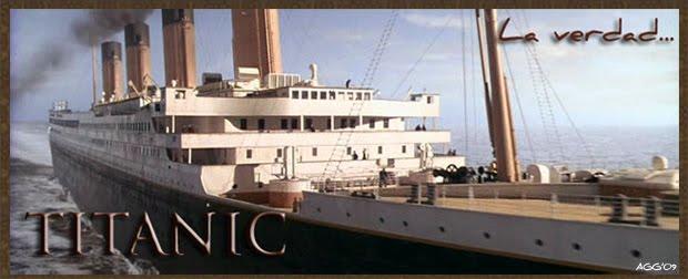 Titanic, la verdad